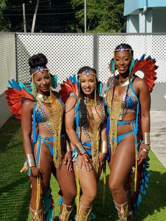 Carnival Tuesday 3 photo